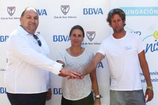 Sound Tennis y Anabel Medina Open Ciudad de Valencia- Club de Tenis Valencia