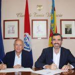 Ramiro-Verdejo-Alberto-Charro-firma-patrocinio-ITF