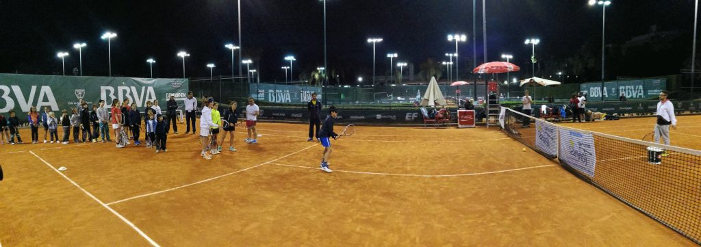 sound tenis panoramica